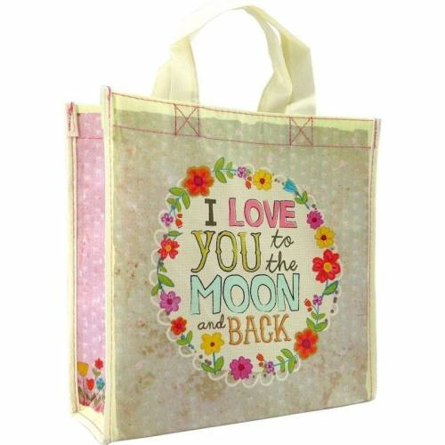 Gift Bag medium LOVE YOU TO THE MOON