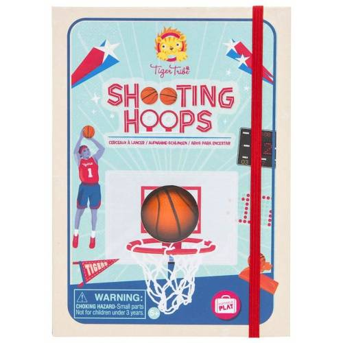 Shooting Hoops - Mini Basket