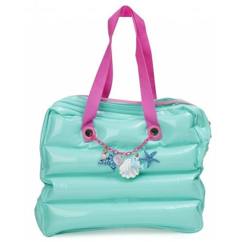 Bolso Hinchable UNDER THE SEA Mermaid & Narwhal Charms