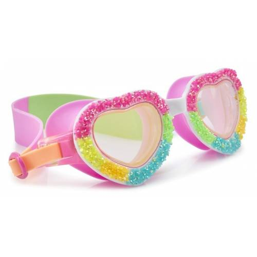 Gafas de Natacion POP ROCKS Banana Split Heart