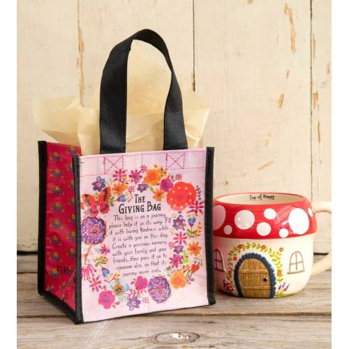 Gift Bag small BUTTERFLY