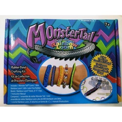 Monster Tail™ by Rainbow Loom