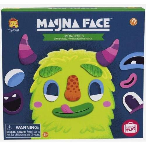 Magna Face Monsters